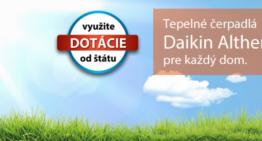 Daikin – spoločnosť špecializovaná na výrobu klimatizácie, tepelných čerpadiel ačističiek vzduchu