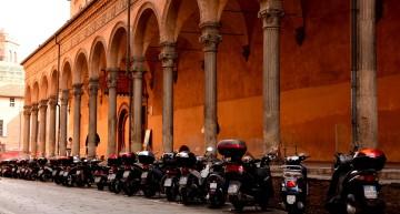 Červená Bologna a jej pamiatky