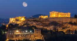 Atény: Hlavné mesto demokracie a krásy