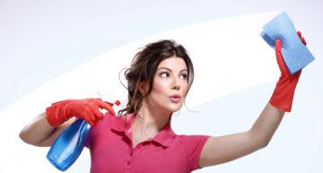 Domáce rady na čistenie sprchového kúta a vane