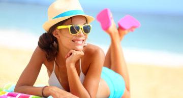 Ako ošetriť spálenú pokožku?