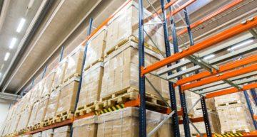 Bezpečné skladovanie na prenajatých plochách