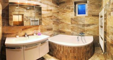 Originálna kúpeľňa je len jedna