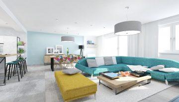 Farba roku 2017:  Sunshine yellow vyslniečkuje váš interiér