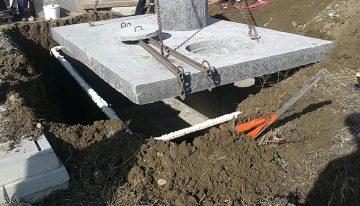 Certifikované nádrže z betónu s vodotesnými prísadami